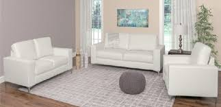 Contemporary White Leather Sofas 3 White Leather Sofa Set Sofamoe Info