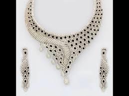 white stone necklace sets images White stone necklace sets jpg