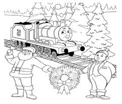 10 thomas coloring images thomas