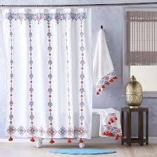 Shower Curtains Coral Shower Curtain