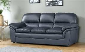 dark grey leather sofa grey leather sofa bikepool co