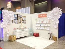 wedding expo backdrop best 25 trade show booths ideas on show booth trade