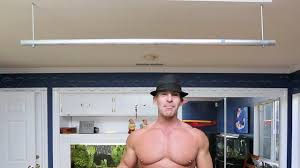 retractable pullup bar youtube