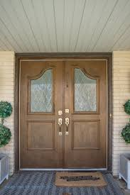 wood and glass exterior doors install and enlarge glass in exterior doors or replace exterior