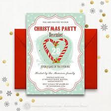 Cowboy Christmas Party Invitations - professional invitation template ideas wedding invitation