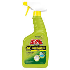 Recycled Rubber Tiles Home Depot by Mold Armor 32 Oz Instant Mold And Mildew Stain Remover Fg502