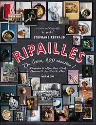 livre cuisine bistrot ripailles broché stéphane reynaud morel josé