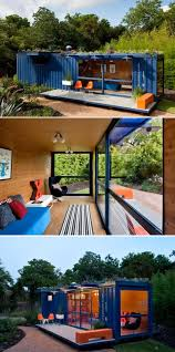 405 best cabins images on pinterest shipping containers