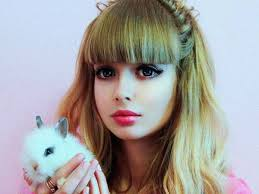 human barbie doll this human barbie is kept locked up by her parents just like a
