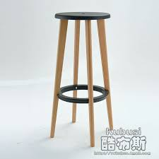 Simple High Chair Stools Wooden High Stools For Kitchen Simple Wooden Stool Wooden
