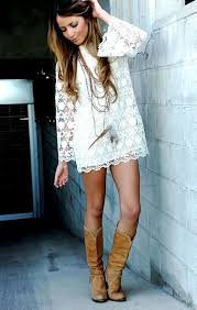 lace dress boots yes with leggings please picmia