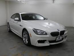 used bmw 650i coupe used bmw 6 series gran coupe for sale in york ny edmunds