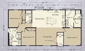 Awesome Wide House Floor Plans Photos Best Idea Home Design 32 X 30 House Plans