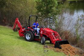 t353 subcompact tractor with tx3500 front end loader attachment