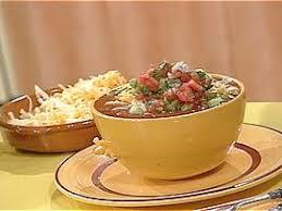 all american chili cooking light veg head three bean chili recipe rachael ray food network