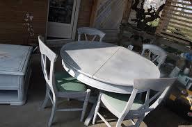 table ronde et chaises table ronde et ses 4 chaises centerblog