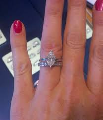 what is a bridal set ring best 25 marquise wedding set ideas on marquise