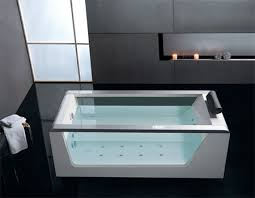 transparent bathtub transparent hot tub 22 air jets and 4 pressure settings most