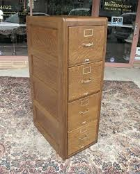 Antique Oak File Cabinet 4 Drawer File Cabinet In Oak Finish Coaster 5318n Pertaining To 4