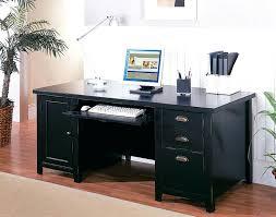 Small Dark Wood Desk Dark Wood Effect Computer Desk Small Dark Wood Desk Desk Solid