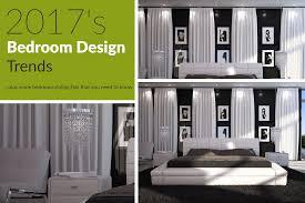 2017 u0027s bedroom design trends aura modern beds and bedroom