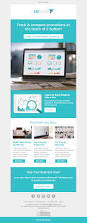 advertising template free top 8 b2b email templates for marketers in 2017 newsletter email template