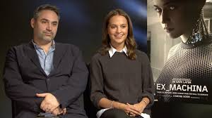 Ex Machina Explained by Filmaholic Interview With Alex Garland And Alicia Vikander