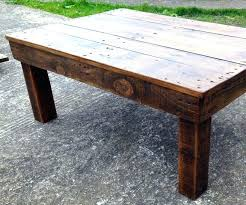outdoor coffee table height rustic outdoor coffee table coffee table height mm fieldofscreams