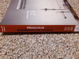 precalculus mathematics for calculus seventh edition stewart