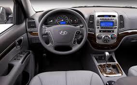 hyundai santa fe 2008 diesel 2011 hyundai santa fe reviews and rating motor trend