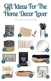 Home Decor Gift Items A Dozen Of The Best Home Decor Gift Ideas