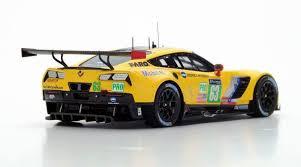 chevrolet corvette racing chevrolet corvette c7 r n 63 lmgte pro corvette racing resin model