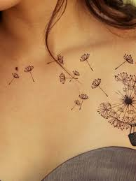 tatto ideas 2017 40 beautiful dandelion tattoos designs and