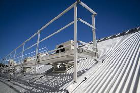 Handrailing Walkways Platforms Stairs And Handrailing Total Height Safety