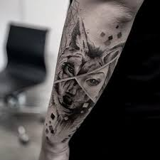 trendy black and grey tattoos by balazs bercsenyi ink d