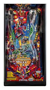 stern marvel spiderman pinball machine game room guys