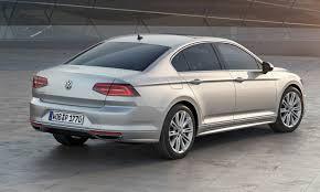 volkswagen passat silver 2015 volkswagen passat debuts fresh european model only redesign