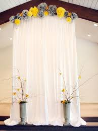 diy wedding backdrop names best 25 wedding stage backdrop ideas on wedding stage