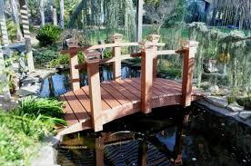 25 amazing garden bridge design ideas that will make your garden