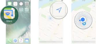Where Does The Series Number On A Map Appear How To Name And Save Locations With Maps On Iphone And Ipad Imore