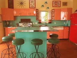 mid century kitchen ideas mid century kitchen backsplash tile modern design metal cabinets