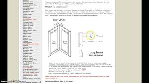 Measuring Cabinet Doors Measuring For Lazy Suzan