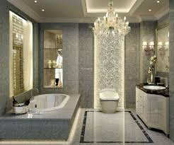 Crystal Chandelier For Bathroom 12 Best Ideas Of Crystal Bathroom Chandelier