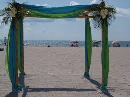 bamboo chuppah wedding arch wedding chupph and fabric draping kit
