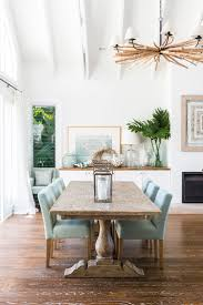 Beach Chic Home Decor Best 25 Beach Dining Room Ideas On Pinterest Coastal Dining