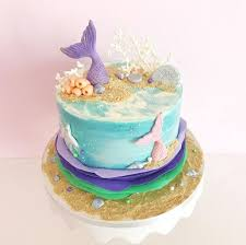 birthday cakes mermaid birthday cakes popsugar