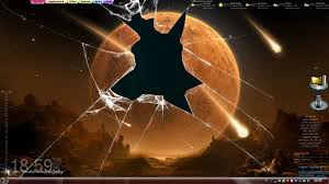 45 realistic cracked and broken screen wallpapers technosamrat