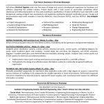 Electrical Engineer Resume Sample by Electrical Engineer Resume Template Doc Gfyork Com