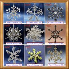 multi color flat metal ornaments 2017 jingle bell