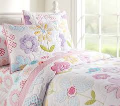 Girls Quilted Bedding by Pottery Barn Avery Quilt This Is What We Went With For Her Big